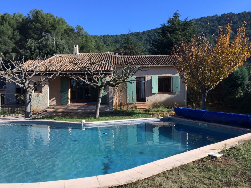 Locations maison villa t4 f4 gemenos 13420 residence for Piscine gemenos