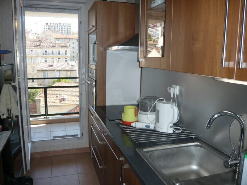 A louer T3 Marseille 13007 résidence récente