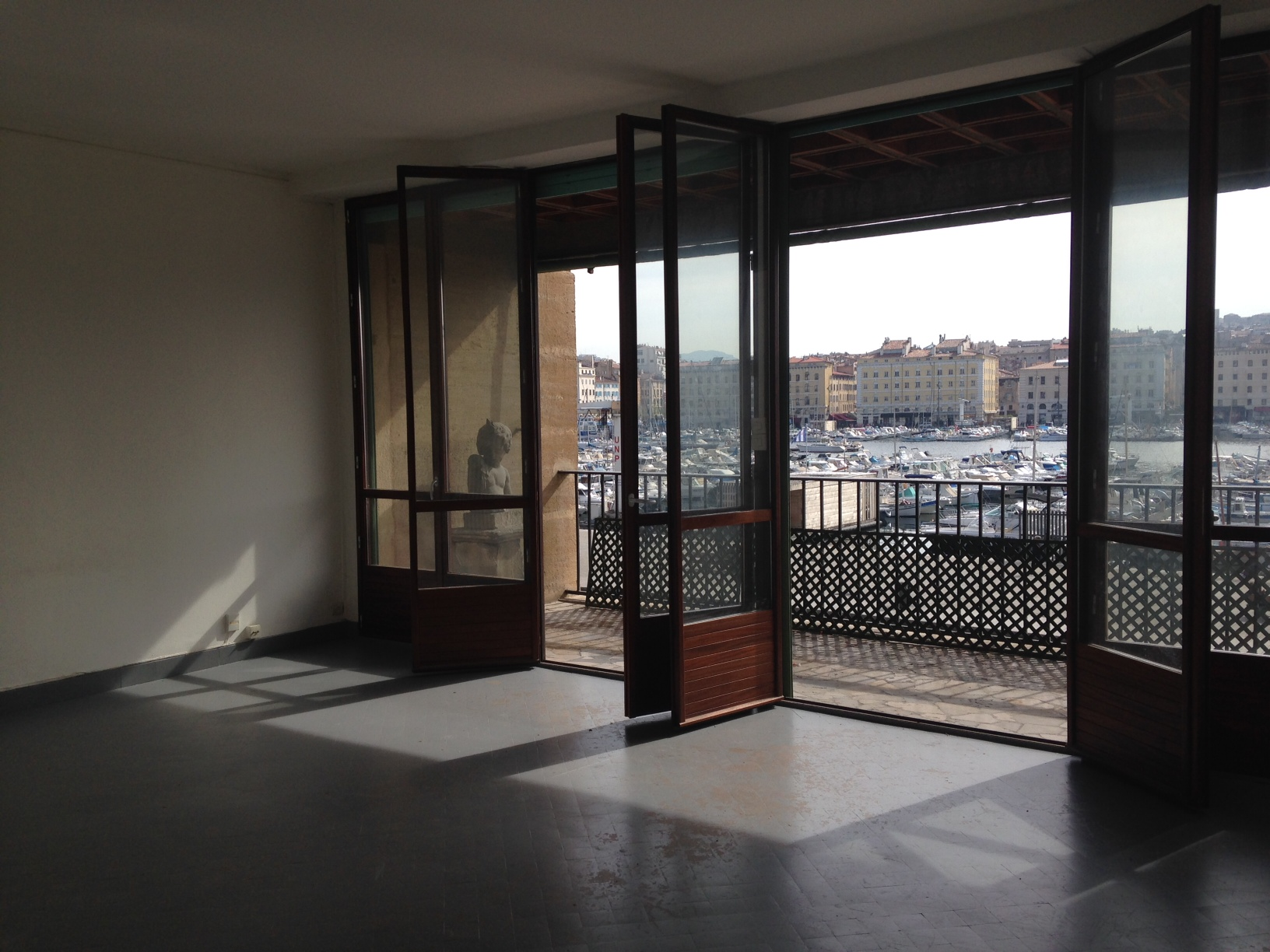 Location Appartement Terrasse Marseille