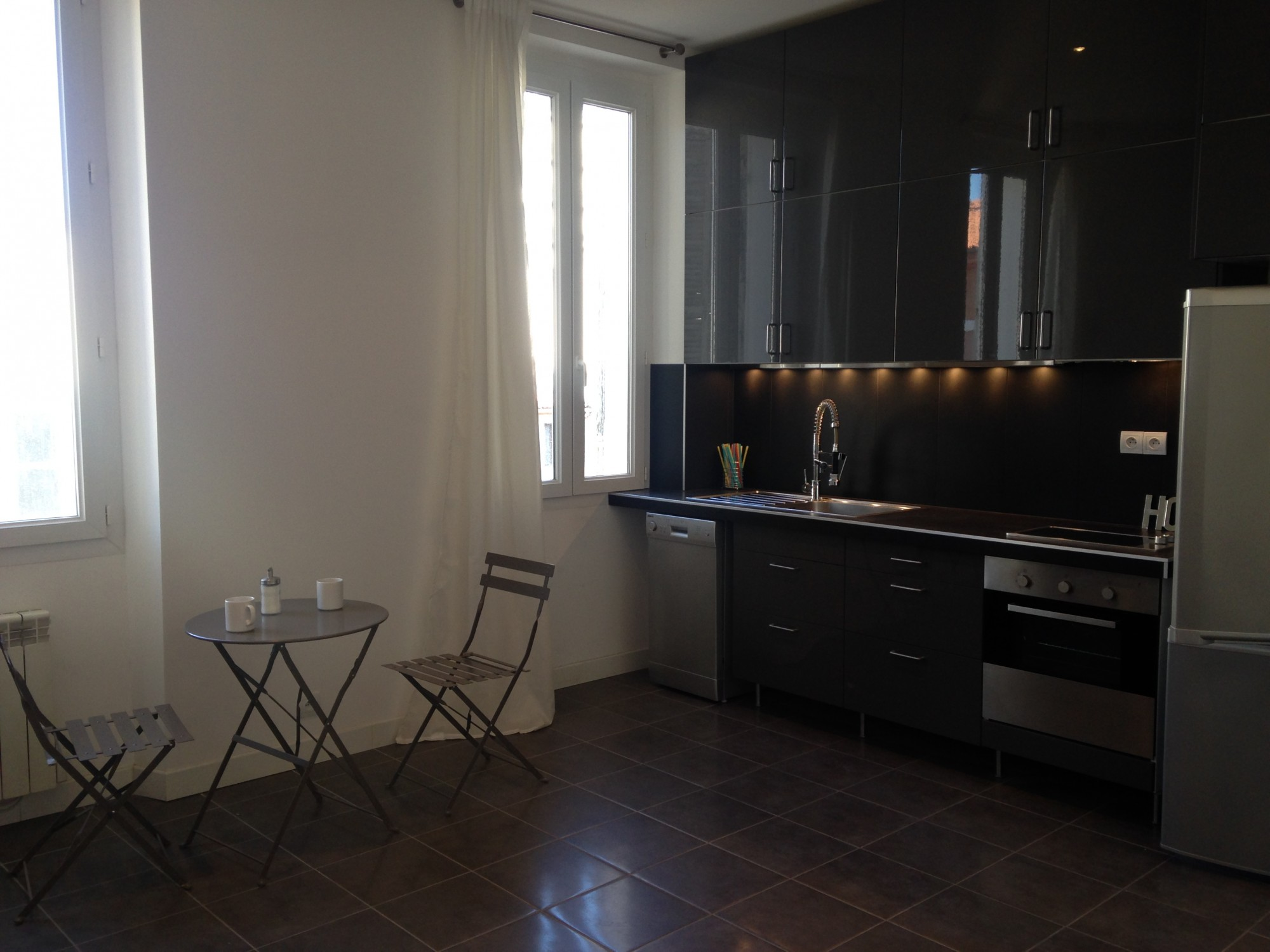 Locations appartement t2 f2 13007 quartier st victor Meuble un petit appartement