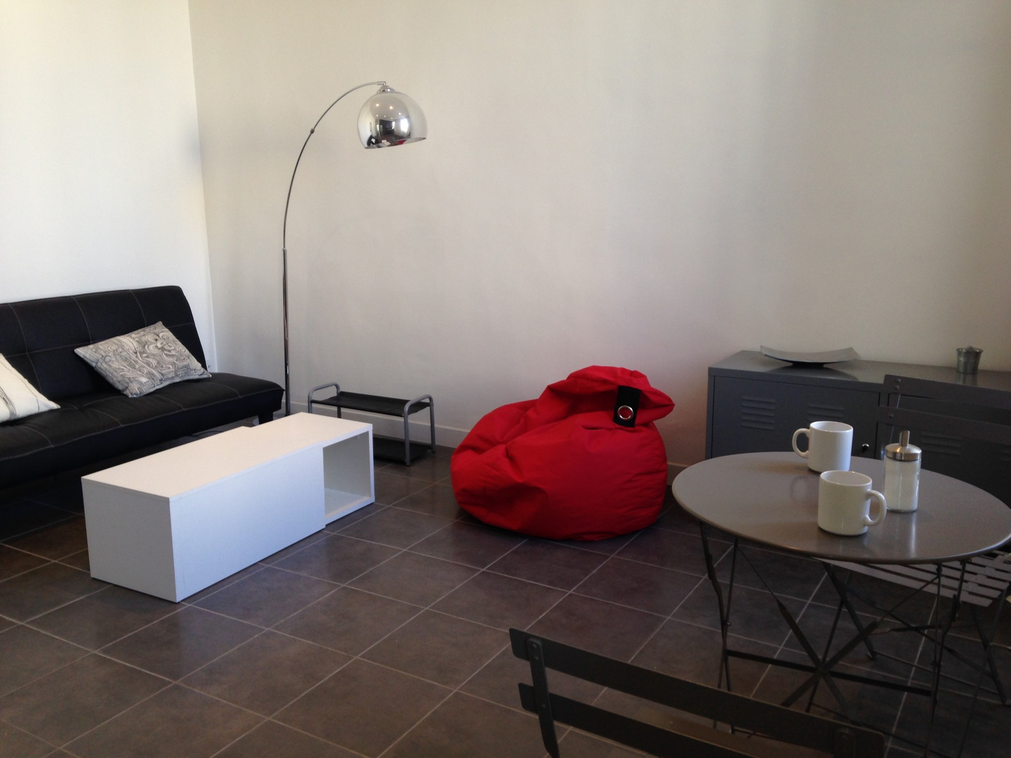 Locations Appartement T2 F2 13007 Quartier St Victor Meubl Cuisine Quip E Petit Balcon