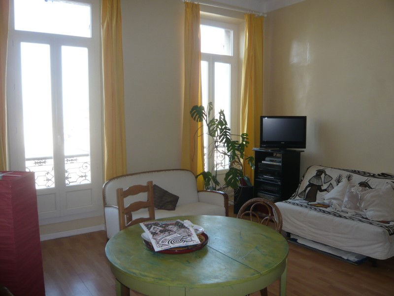 Ventes appartement t3 f3 marseille haut breteuil 13006 for T3 marseille vente