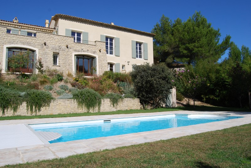 Vente Villa - MALLEMORT 13370 - GOLF DE PONT ROYAL - 10 PIÈCES