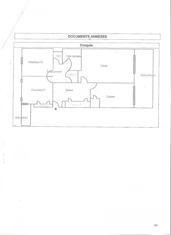 Vente Appartement T3 - MARSEILLE 13007 - ST VICTOR / CORDERIE - TERRASSE, CLIMATISATION ET POSSIBILITÉ BOX