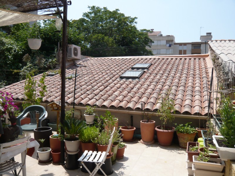 Ventes appartement t2 f2 marseille 13005 quartier for Location appartement marseille terrasse