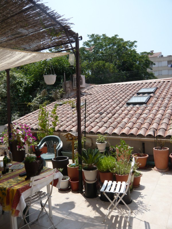 Vente Appartement T2 - MARSEILLE 13005 - QUARTIER CONCEPTION - CIG, TERRASSE,