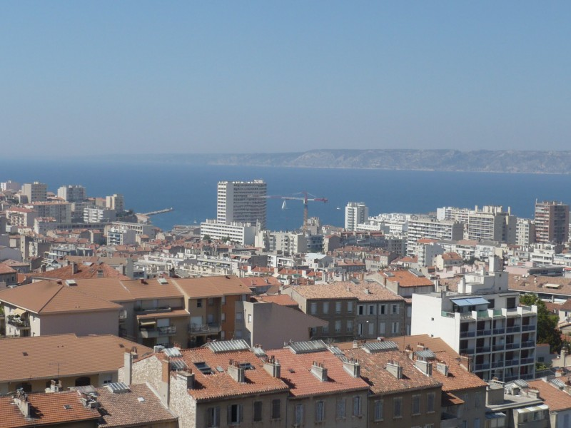Ventes appartement t3 4 f3 4 marseille 13007 quartier for Appartement terrasse 13007