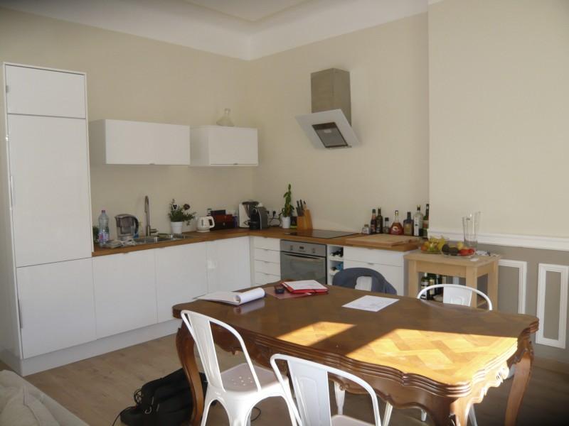 Vente Appartement T3 - MARSEILLE 13007 - QUARTIER ENDOUME / ST VICTOR - CAVE, BALCON, CLIMATISATION