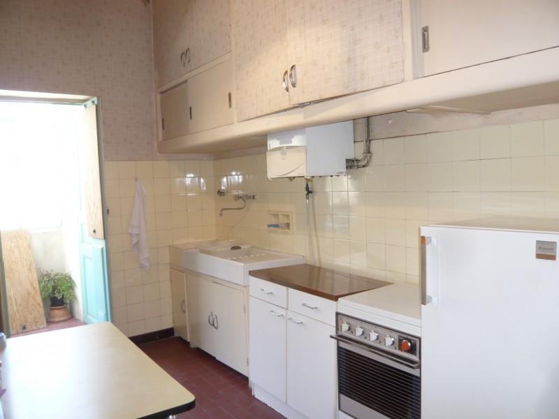 Vente Appartement T3 - MARSEILLE 13007  - QUARTIER SAINT VICTOR ENDOUME - PETITE TERRASSE, HAUTS PLAFONDS, A RENOVER
