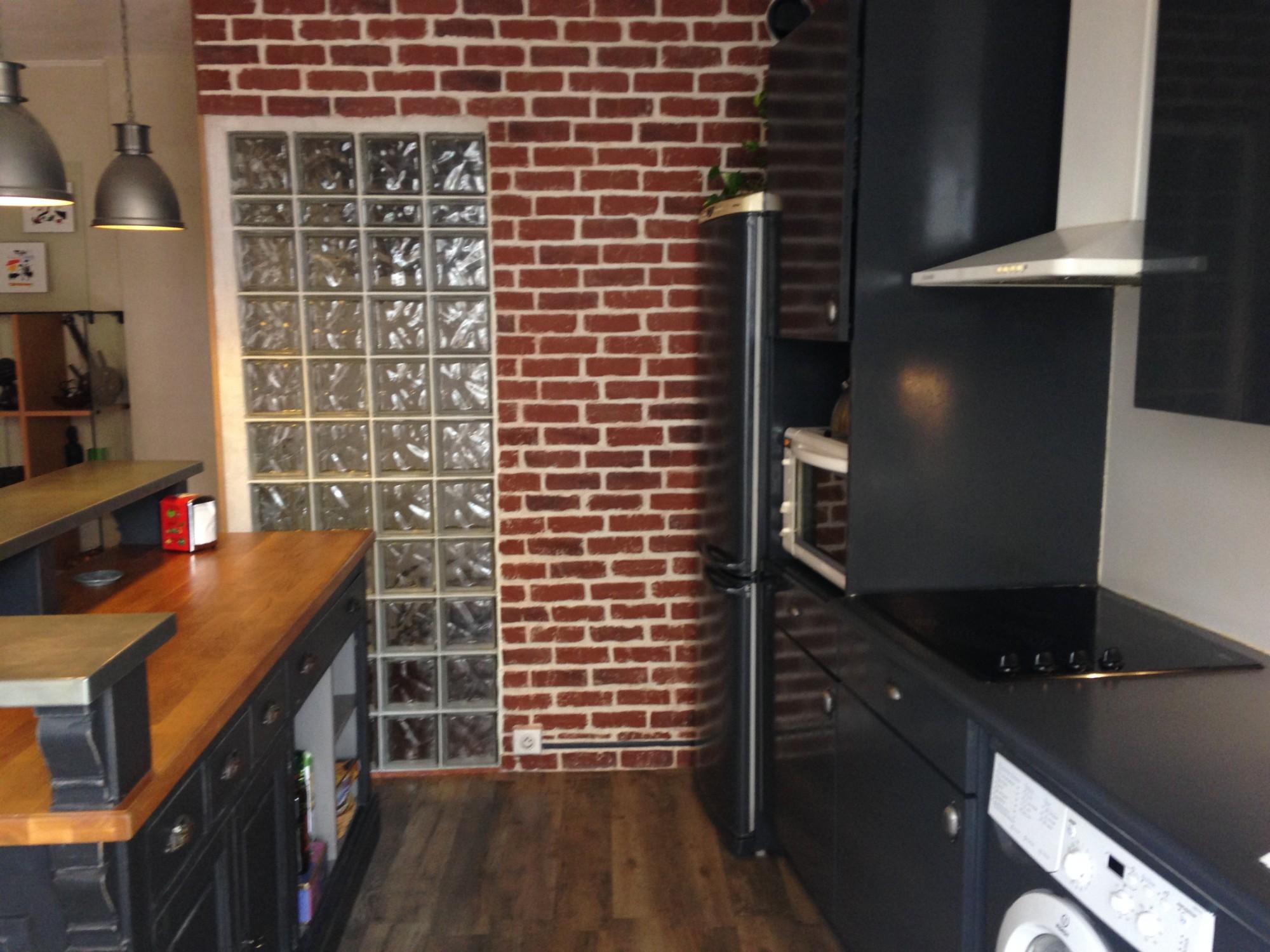 Vente Appartement T2 MARSEILLE 07 Quartier Saint Victor, Balcon, Ascenseur, cave,