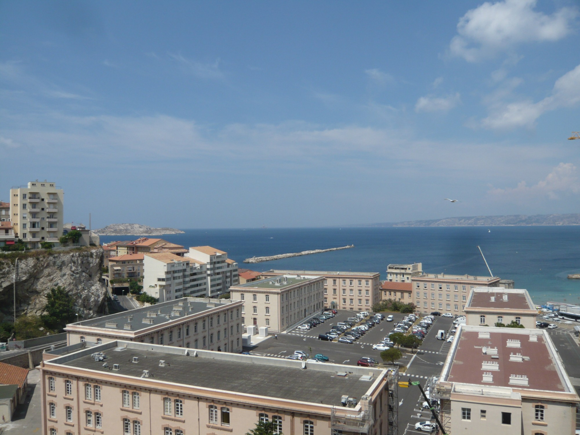 Ventes Viager T2 F2 Marseille 13007 Quartier Des