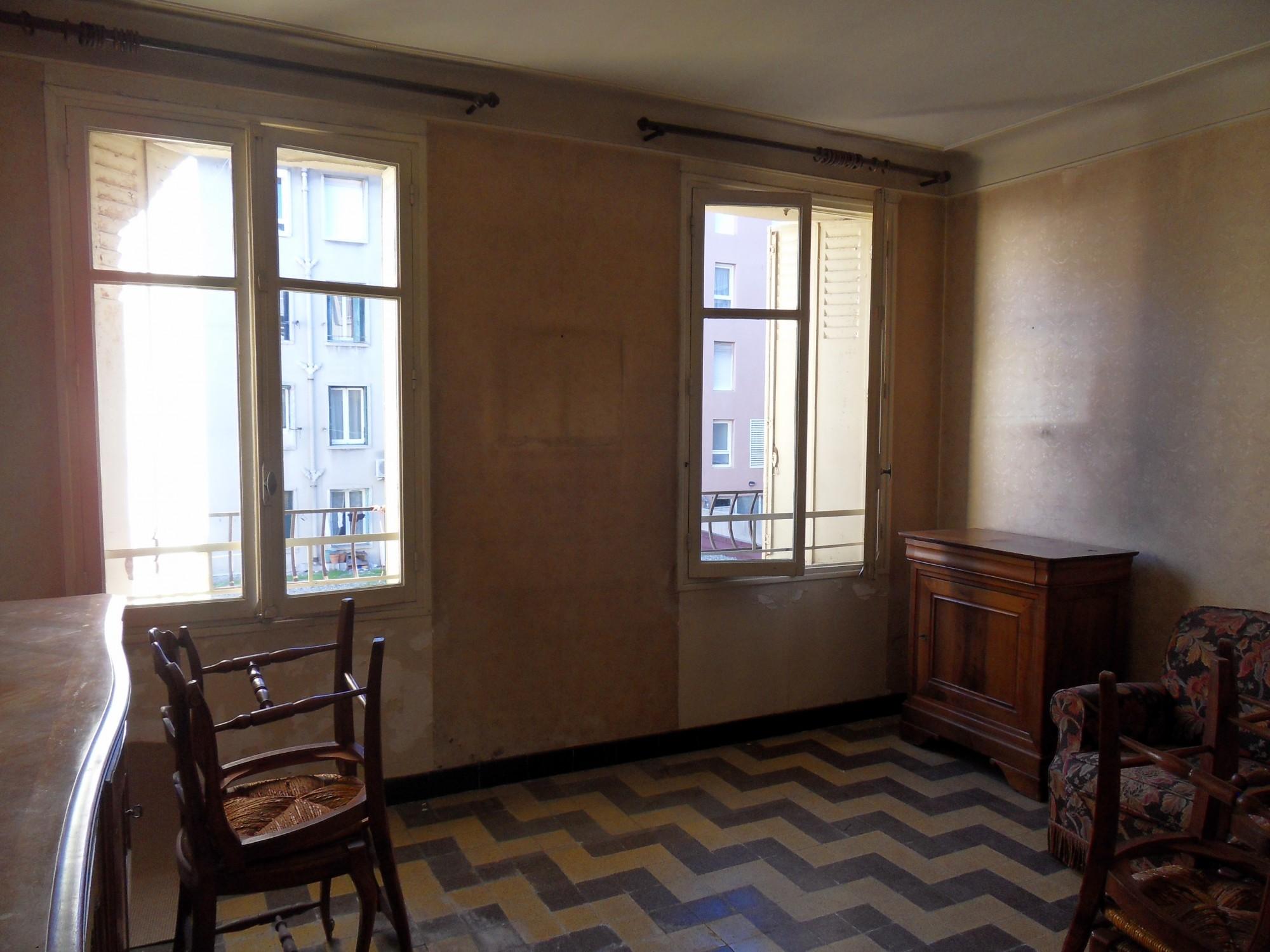 Ventes appartement t2 f2 marseille 13007 quartier for Site vente appartement