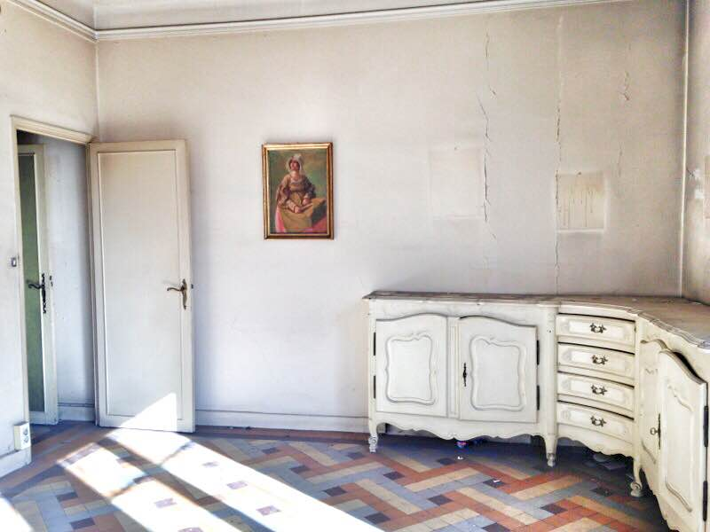 Vente Appartement T5 MARSEILLE 07 - Quartier Saint Victor - A rénover, lumineux, triple exposition, 4 chambres