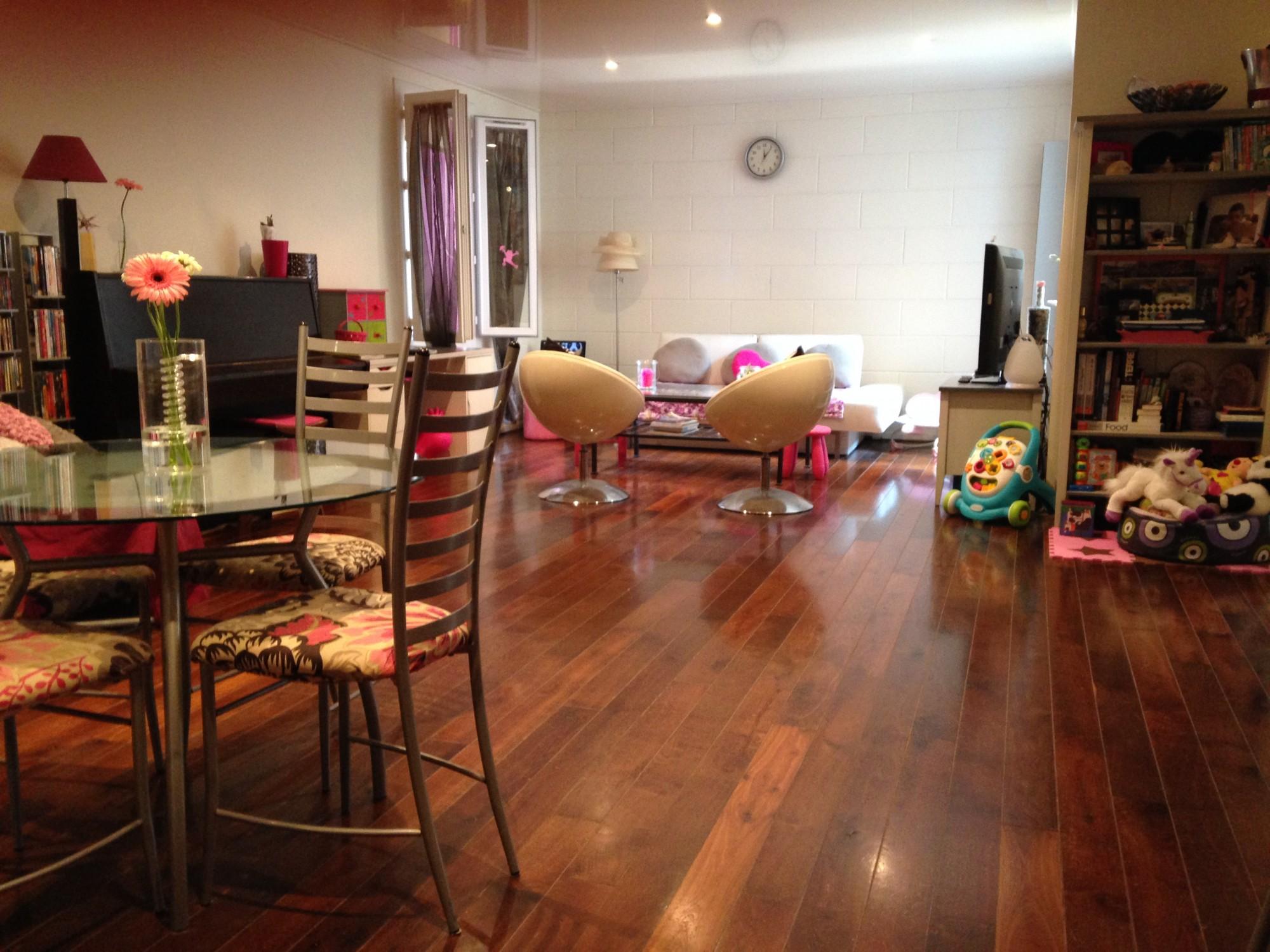 Vente Appartement T2/3 -13007 - Quartier St Victor - Esprit loft, grand séjour, cuisne équipée ...
