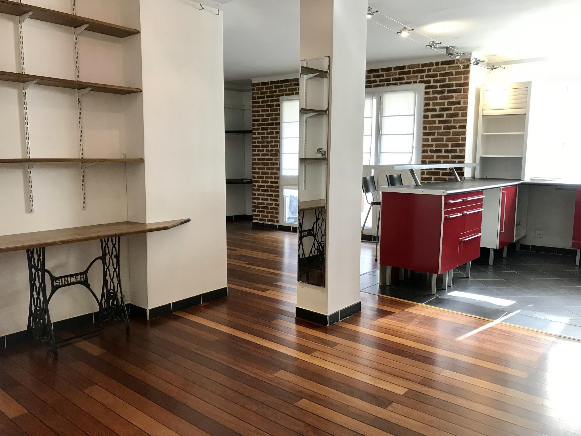 Ventes Appartement T3 F3 - 13007 - Quartier St Victor / Vieux Port ...