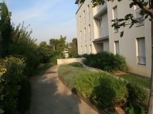Location APPARTEMENT T3 - 13013 - CHATEAU GOMBERT - VUE DEGAGÉE,TERRASSE, BOX