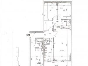 Plan location T3 Marseille 13007