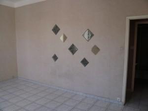 Vente Appartement T2 - MARSEILLE AVENUE DE LA CORSE 13007 -  QUARTIER SAINT VICTOR -  A RÉNOVER