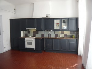 Vente Appartement T3 - MARSEILLE 13007 - QUARTIER ST VICTOR  / TELLENE - HAUTS PLAFONDS, TOMETTES, CHEMINÉE