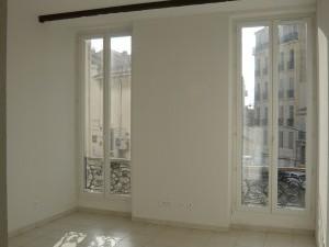 Vente Appartement T0 - MARSEILLE 13007 - QUARTIER ST VICTOR   - RÉNOVÉ, CUISINE ÉQUIPÉE