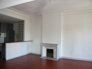 Vente Appartement T5 - MARSEILLE 13004 - CINQ AVENUE / PARC LONGCHAMP - CHAMBRE DE BONNE, CAVE