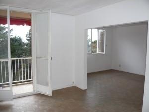 Vente Appartement T3/4 - MARSEILLE 13011 - QUARTIER DE LA POMME - CAVE, CALME