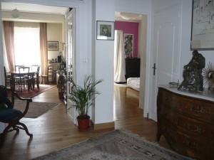 Vente Appartement T4 - MARSEILLE 13006  - QUARTIER VAUBAN - CAVE, CUISINE EQUIPÉE, BALCON, ASCENSEUR, BELLE VUE
