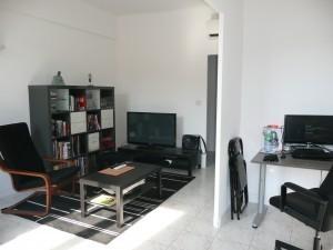 Vente Appartement T2 - MARSEILLE 13007 - QUARTIER ST Victor - CLIMATISATION, CUISINE ÉQUIPÉE, RÉNOVÉ