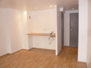 Vente Appartement T1 - MARSEILLE 13007 - QUARTIER ST VICTOR   - RENOVÉ, PARQUET, CUISINE AMÉNAGÉE
