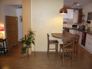Vente Appartement T 2 / 3 - MARSEILLE 13007 - QUARTIER ST VICTOR - RUE SAUVEUR TOBELEM - TRES BON ÉTAT, CLIMATISATION REVERSIBLE, CAVE, CALME