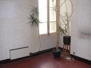 Vente Appartement T2 - MARSEILLE 13007 - QUARTIER BOMPARD - A RENOVER, IMMEUBLE ANCIEN, ASCENSEUR...