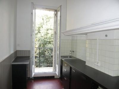Vente Appartement TT2 - Marseille 13007 - Quartier Saint Victor, Avenue de la Corse -Double vitrage, balcon, dressing, cuisine équipée ...