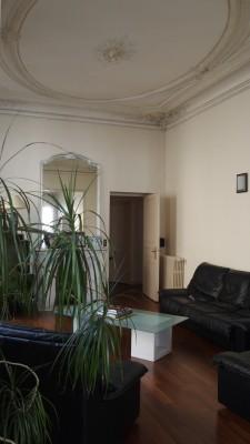 Vente Appartement T4 - MARSEILLE 13006 - CENTRE VILLE, PARADIS / ST JACQUES - CUISINE ÉQUIPÉE, PARQUET, HAUTS PLAFONDS, LUMINEUX ...