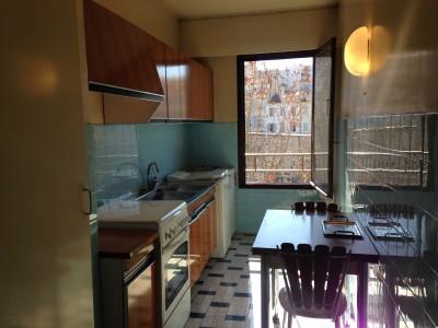 Vente Appartement T2 - 13007 - Quartier St Victor - Belle vue, balcon, ascenseur, cave, rangements,